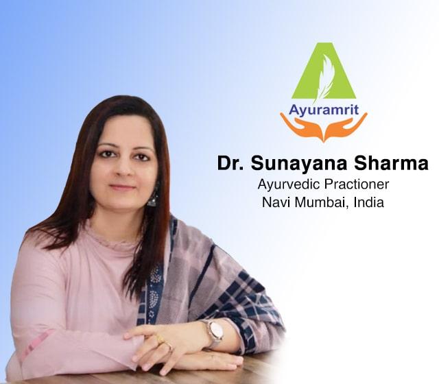 Dr. Sunayana Sharma