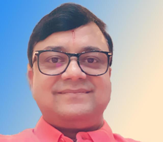 Dr. Bharat S. Rastogi