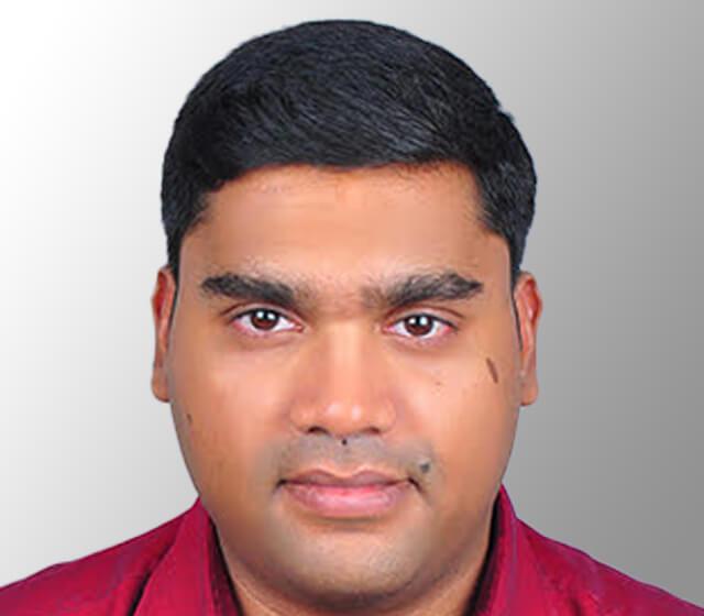 Dr. Aswin Krishnan Ajit