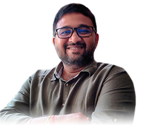 Mr. Mitesh Thakkar