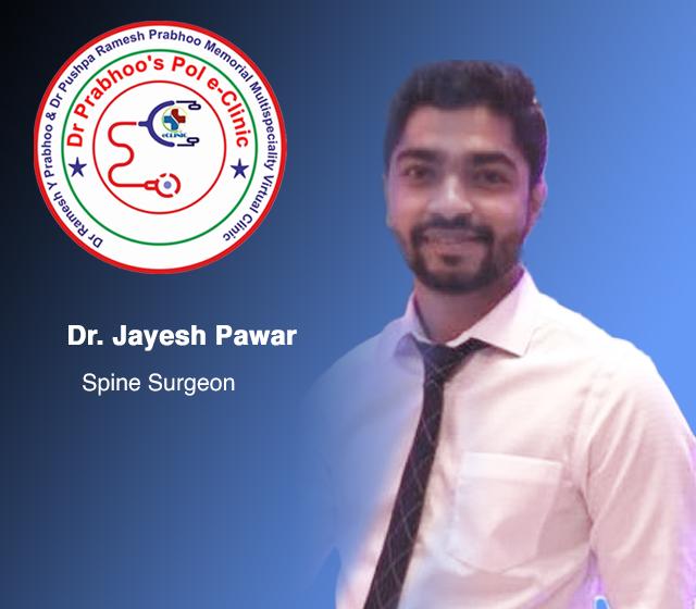 Dr. Jayesh Pawar