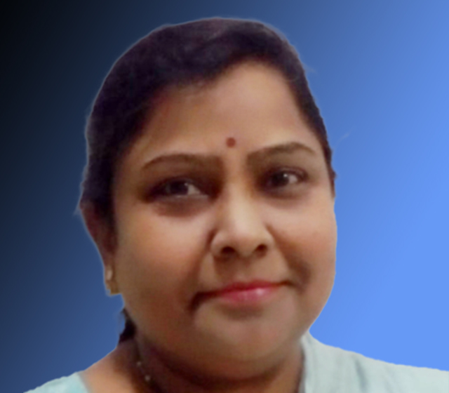 Prof. Dr. Manjiri Joshi Keskar