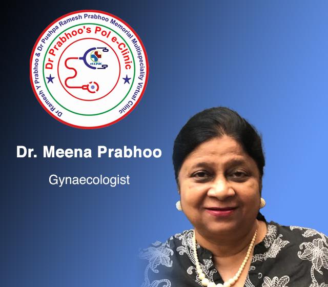 Dr. Meena Prabhoo
