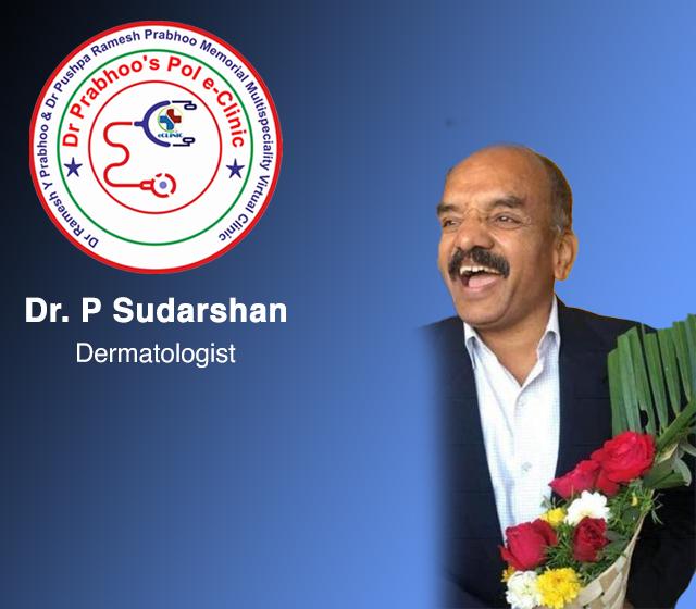 Dr. P Sudarshan