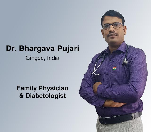 Dr. Bhargava Pujari