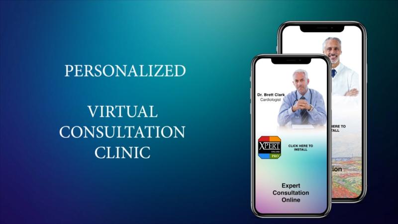 Telemedicine & Doctor's App Pro Version XpertOnline