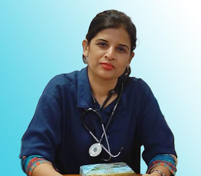 Dr. Varsha Reddy J