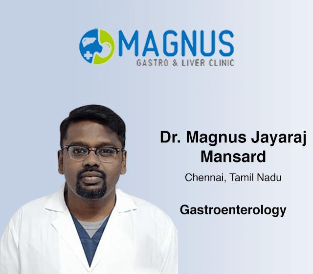 Dr. Magnus Jayaraj Mansard
