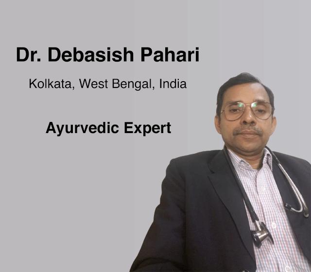 Dr. Debasish Pahari