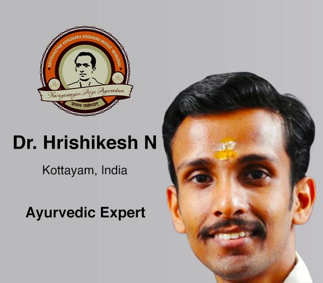 Dr. Hrishikesh N
